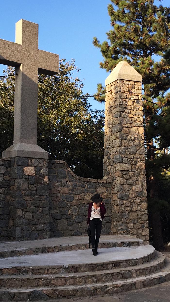 pillars of god-crestline california mountains-love maegan