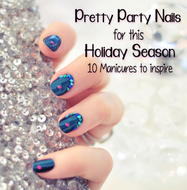 pretty party nails-1