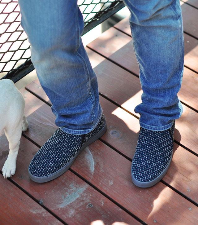 rag and bone slip on mens sneakers