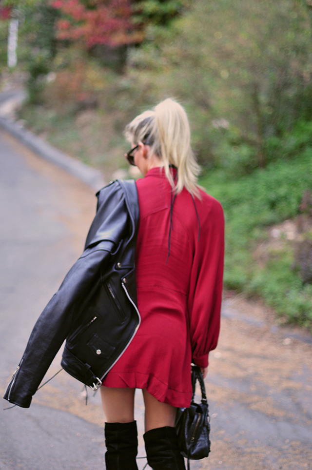red-dress_classic-biker-jacket
