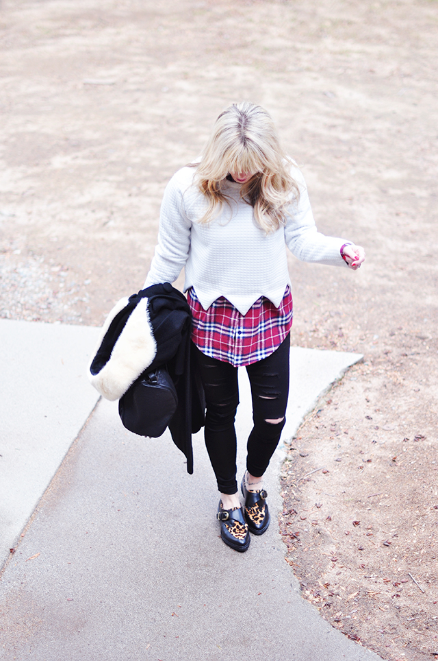 ripped black skinny jeans_creepers