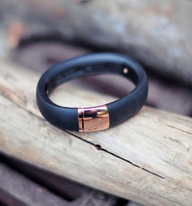 rose gold nike+fuelband