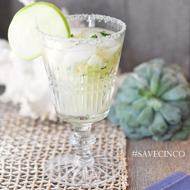 savecinco yummy tequila cocktail