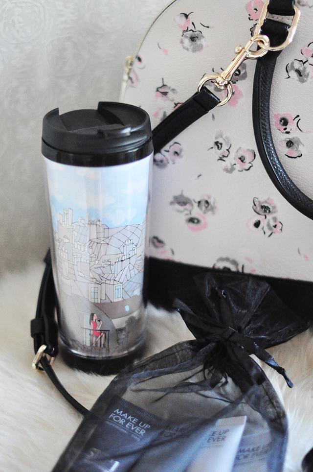 small travel mug