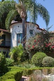 spanish house_palm_west hollywood