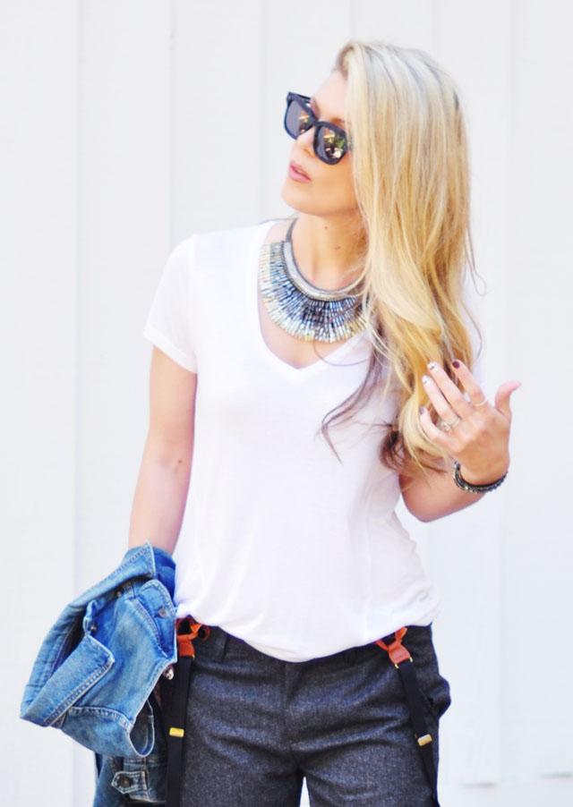 stella and dot pegasus necklace