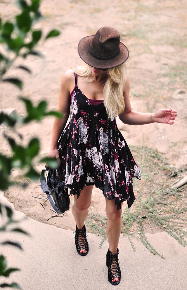 summer dress_boho style_summer