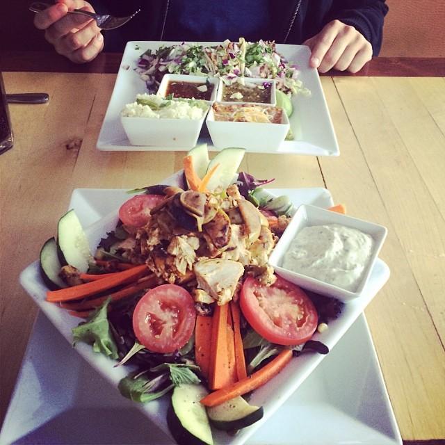 texifornia salad