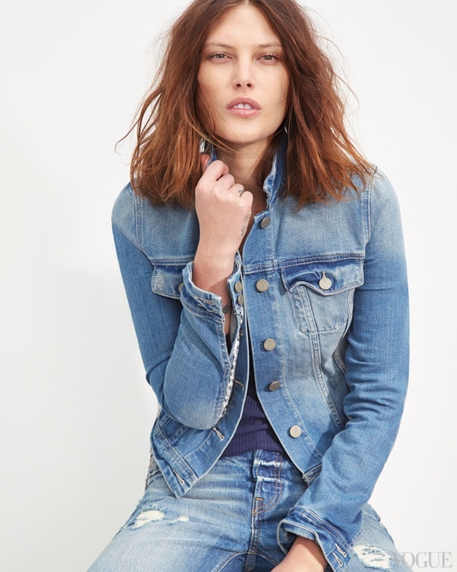 the new denim - light denim on denim