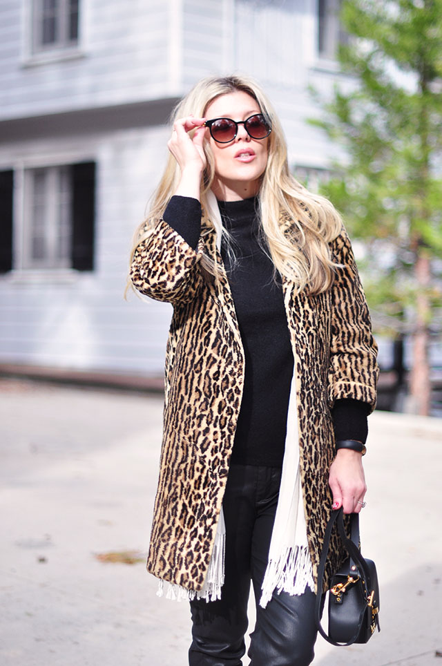 thierry lasry sunglasses -leopard coat