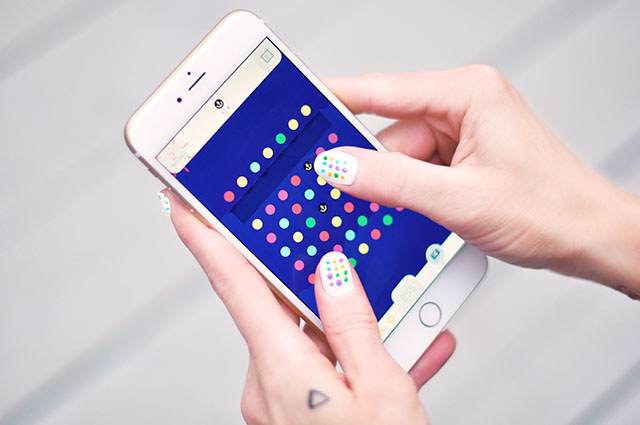 two dots game app