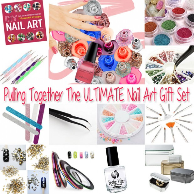 ultimate nail art gift set -14