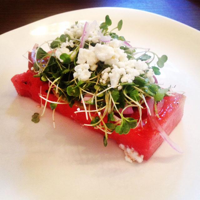 watermelon salad -2