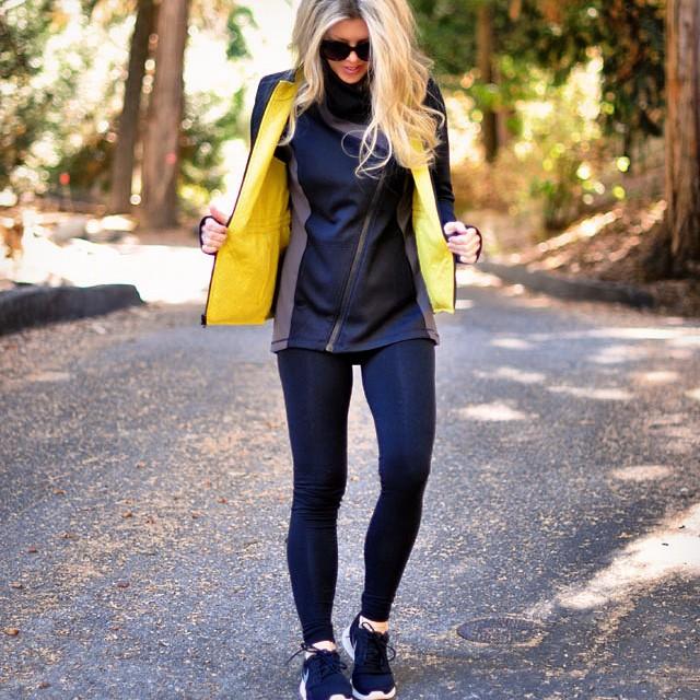 winter workout wear