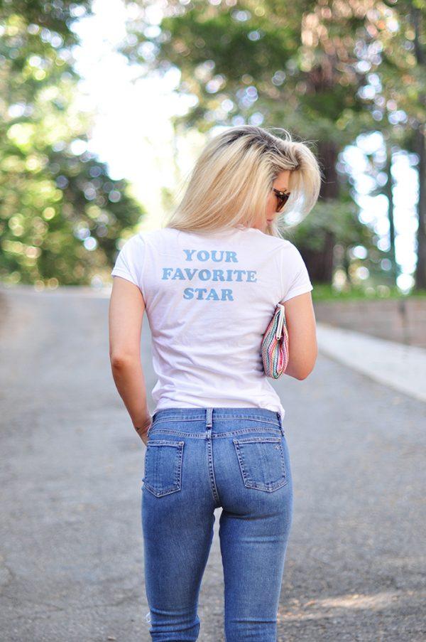 star tee - love maegan tintari